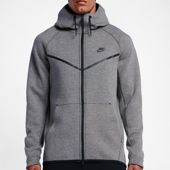 Nike Mens Sportswear Tech Fleece Hoodie NWT